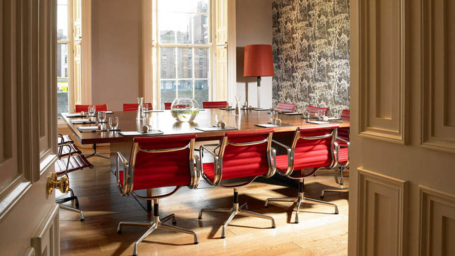 dublin hotel meeting rooms
