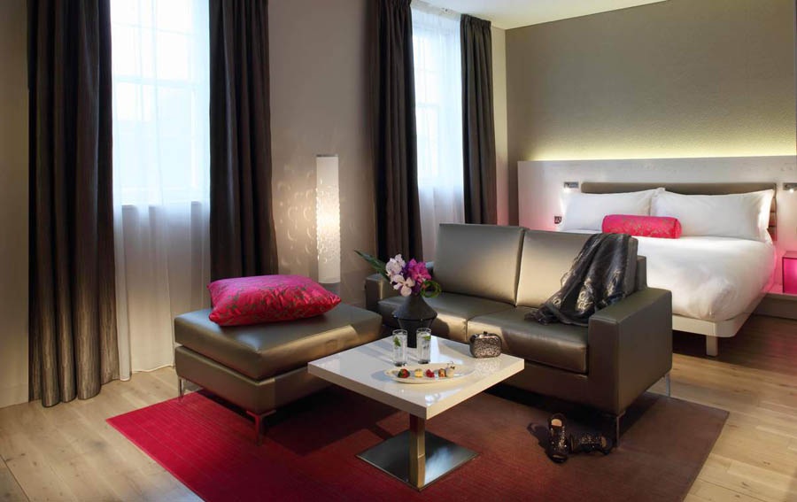 four star luxury hotel in dublin city ce