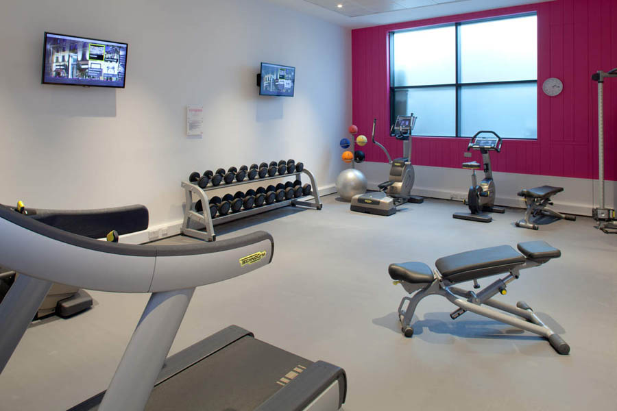 Hotels Dublin City With Fitness Centre