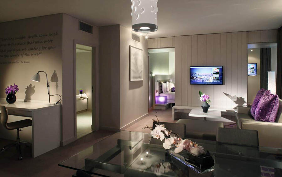 luxury hotel rooms and suites dublin