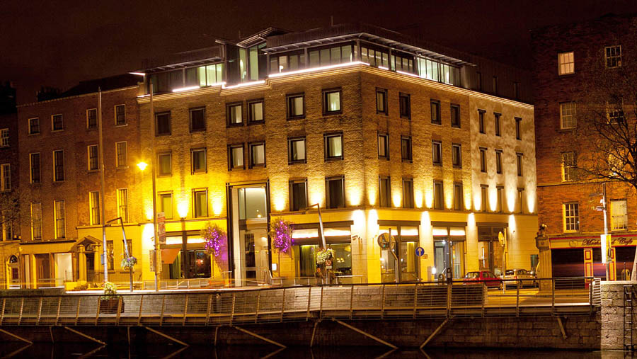 Top Dublin City Hotels
