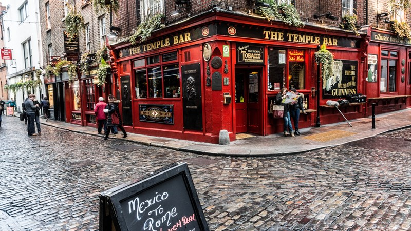 hotels in temple bar