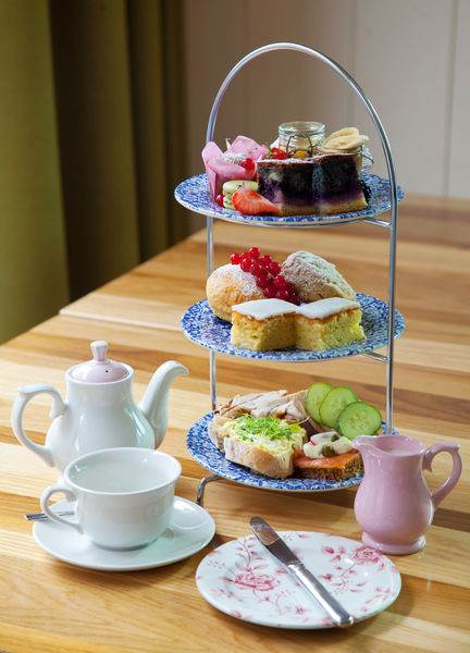 Afternoon Tea Shopping Package